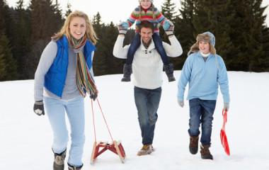 Ferie zimowe w nowym roku szkolnym 2010/2011