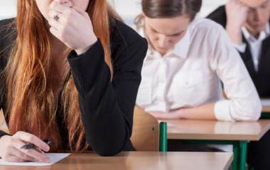 Próbny egzamin gimnazjalny